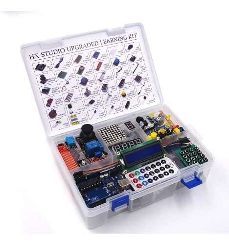 Introducción a hardware de ARDUINO UNO
